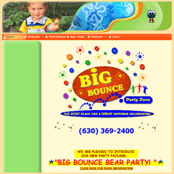 Big Bounce Party Zone, Inc.