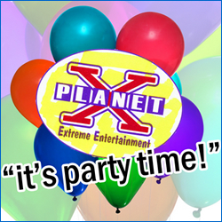 Planet X Fun Center