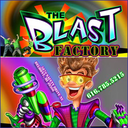The Blast Factory Michigan