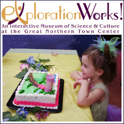 Exploration Works Birthday Parties