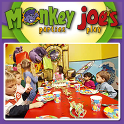 Monkey Joes Party and Play