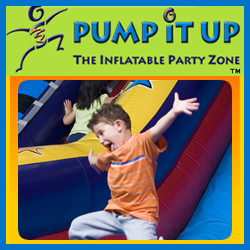 Pump It Up Party