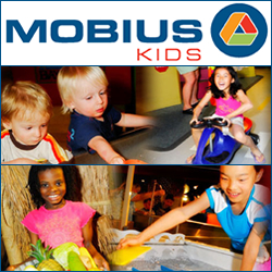Mobius Kids Birthday Party
