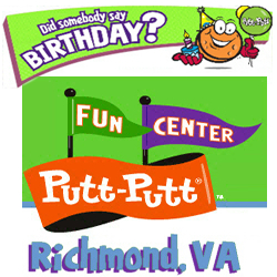 Putt-Putt Miniature Golf