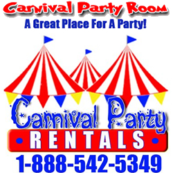Carnival Party Room